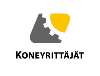 Koneyrittäjä liiton logo